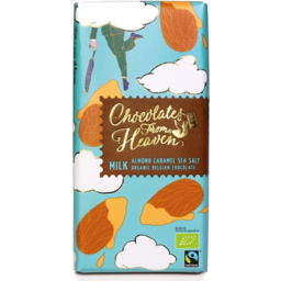 Photo of Milk Chocolate Almond Caramel 100g