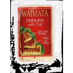 Photo of Waimata Cheese Haloumi Chilli 190g