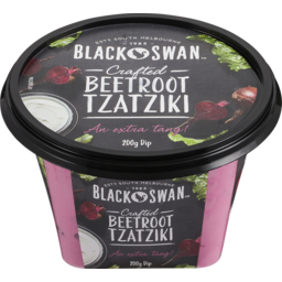 Photo of Black Swan Crafted Beetroot Tzatziki Dip 200g