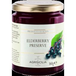Photo of Agri Jam Elderberry 360g