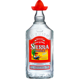 Photo of Sierra Tequila Silver