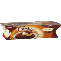 Photo of Bonta Divina Tiramisu 180gm