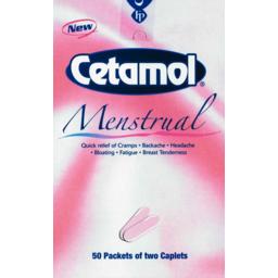 Photo of Cetamol Menstrual