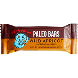 Photo of Blue Dinosaur Paleo Bars Wild Apricot 45g