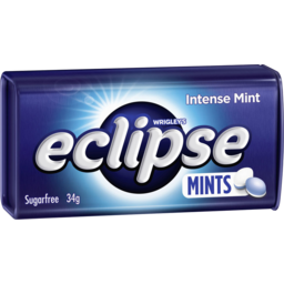 Photo of Eclipse Intense Mints 34g
