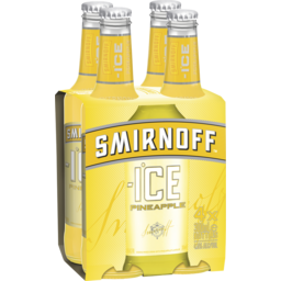 Photo of Smirnoff Ice Pineapple 300ml 4 Pack