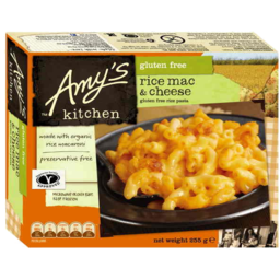 Photo of Amy's Kitchen Gluten Free Rice Mac & Cheese 225gm