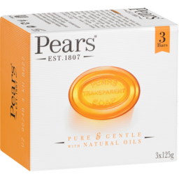 Photo of Merged: Pears Soap Transparent Single
