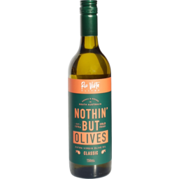 Photo of Rio Vista Olives Classic Nothin But Olives Cold Pressed Extra Virgin Olive Oil 750ml