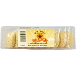 Photo of Busy Bees Gluten Free Short Bread Biscuits 195gm