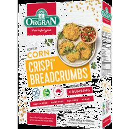Photo of Orgran Corn Crispi Breadcrumbs (Gluten Free)