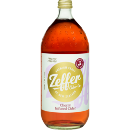 Photo of Zeffer Cider Cherry 1L