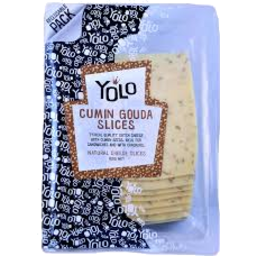 Photo of Yolo Cumin Gouda Slices 160g