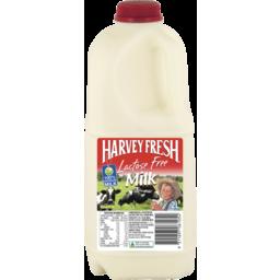 Photo of Harvey Fresh Lactose Free Milk 2l