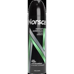 Photo of Norsca For Men Instant Adrenalin Anti-Perspirant Deodorant 150g