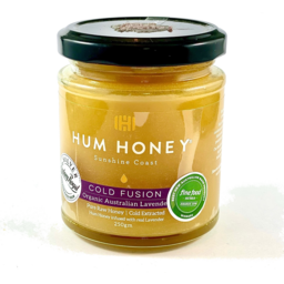 Photo of Hum Honey with  Australian Organic Lavender