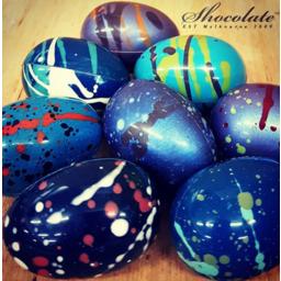 Photo of Shocolate Dark Psych Eggs 130g