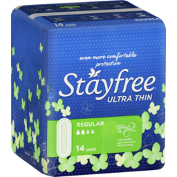 Photo of Stayfree Ultra Thin Regular Pads 14 Pack