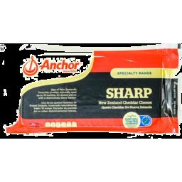 Photo of Anchor Sharp Cheddar Block