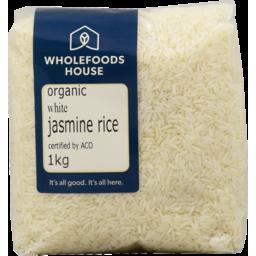 Photo of Wholefoods House Rice Jasmine 1kg