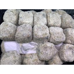 Photo of Spinach & Cheese Chicken Patties