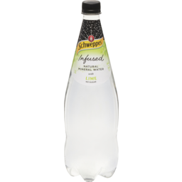 Photo of Schweppes Mineral Water Lime 1.1l