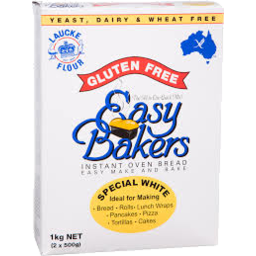 Photo of Easy Bakers Gluten Fre Special White 1kg