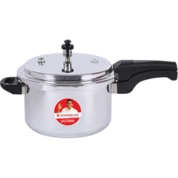 Photo of Wonderchef Ultima Presure Cooker Outer Lid 5Ltr