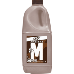 Photo of Masters Chocolate Flavoured Milk 2l