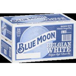 Photo of Blue Moon Belgian White Stubbies