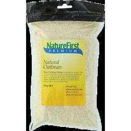 Photo of N/F Natural Oatbran 400g