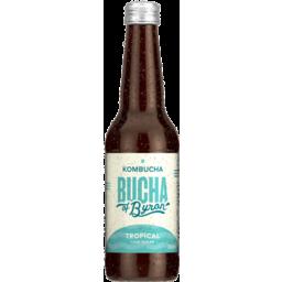 Photo of Bucha Of Byron Tropical 330ml