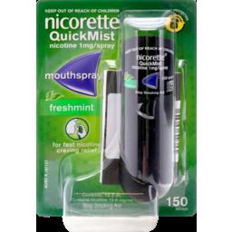 Photo of Nicorette Quickmist Mouth Spray