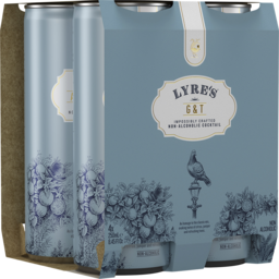Photo of Lyre's Gin & Tonic
