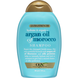 Photo of Ogx Argan Oil Of Morocco Extra Strength Shampoo 385ml