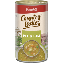 Photo of Campbell's Country Ladle Soup Pea & Ham 500g