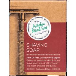 Photo of Ansc Shaving Soap 100g