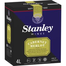 Photo of Stanley Cabernet Merlot