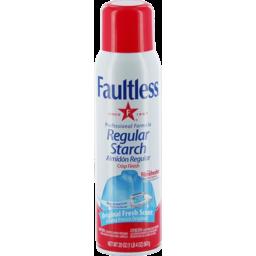 Photo of Faultless Spray Starch Regular