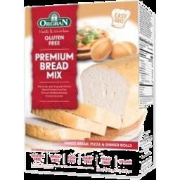 Photo of Orgran Premium Bread Mix 450gm