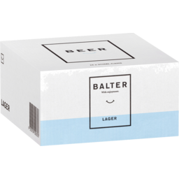 Photo of Balter Lager 16x375ml