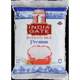 Photo of India Gate Premium Rice 20kg