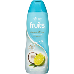Photo of Natures Organics Fruits Coconut & Lime Conditioner 500ml
