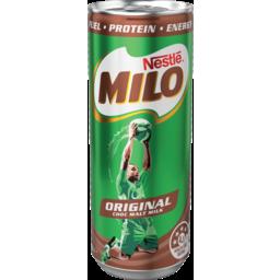 Photo of Nestle Milo Chocolate Malk Milk Ready To Drink 240ml