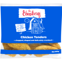 Photo of The Chookery Chicken Tenders 400g 400g