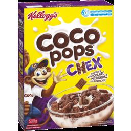 Photo of Kellogg's Kelloggs Coco Pops Chex 500g
