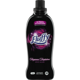 Photo of Fluffy Ultra Fragrance Temptations Spice Allure 1l