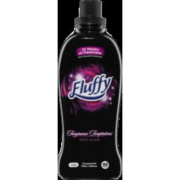 Photo of Fluffy Ultra Fabric Softener Spice Allure 1 L