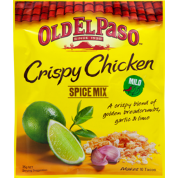 Photo of Old El Paso Crispy Chicken Spice Mix 35g 35g