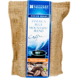Photo of Coffee Traders Blue Mountain Coffee Blend Ground